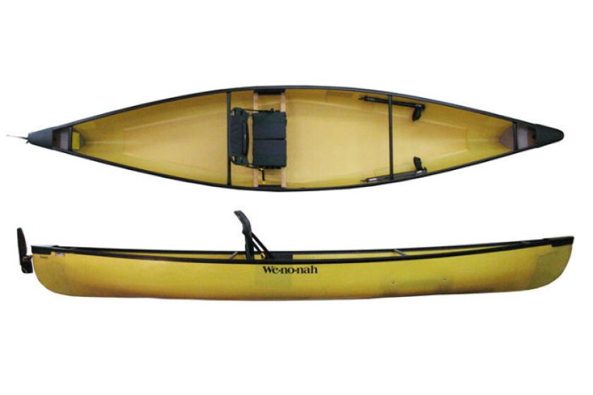 Wenonah Fusion Fishing Canoe