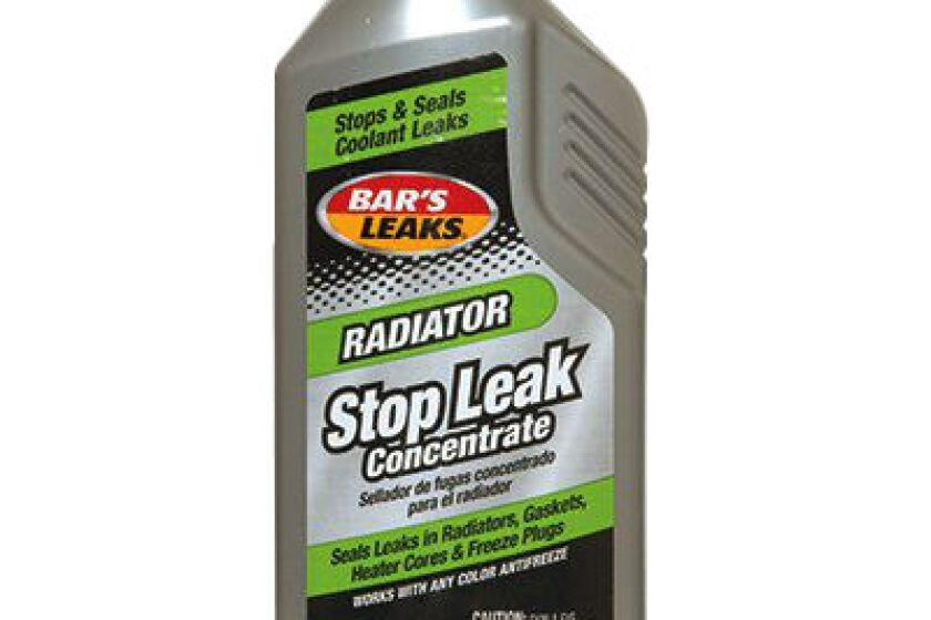 Bars Leaks Radiator Stop Leak Concentrate (1196)