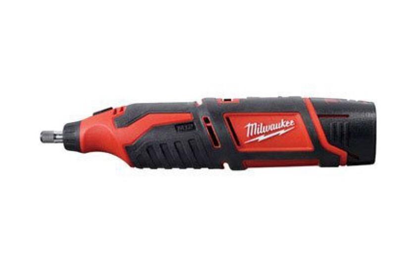 Milwaukee 2460-21, M12 12 Volt Rotary Tool Kit