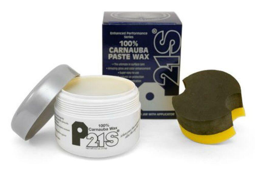 P21S 100% Carnauba Wax
