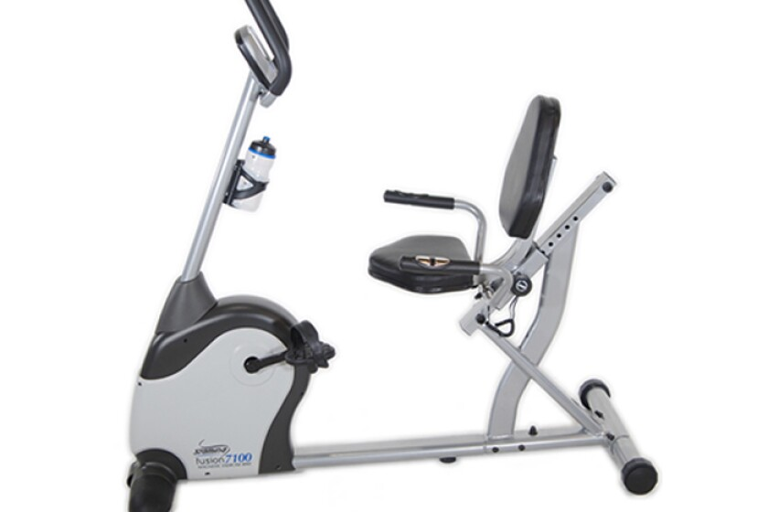 Stamina 7100c Recumbant Excercise Bike