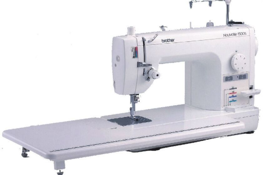 Brother PQ1500S RF High-Speed Straight-Stitch and Quilting Machine