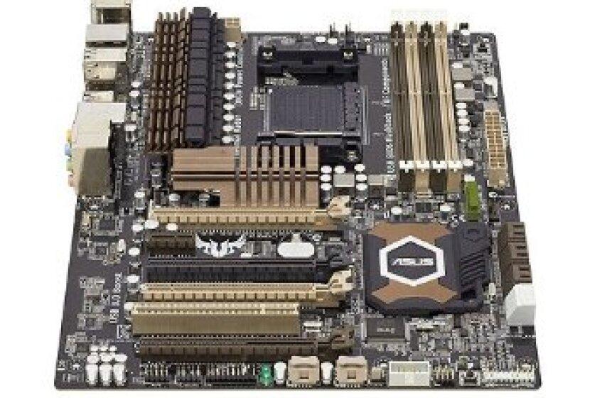 ASUS Sabertooth 990FX GEN3 R2.0 Motherboard