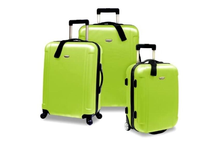 best Traveler's Choice Freedom II - 3-Piece Luggage Set