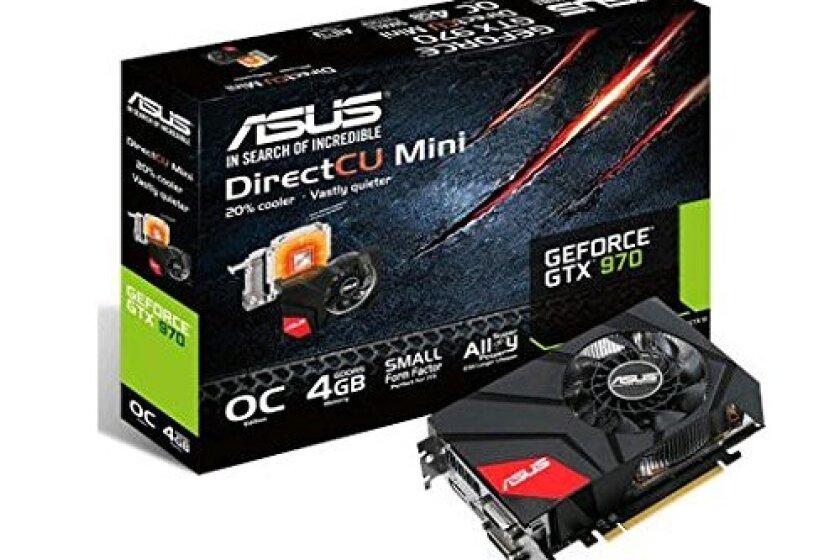 ASUS Graphics Cards GTX970-DCMOC-4GD5