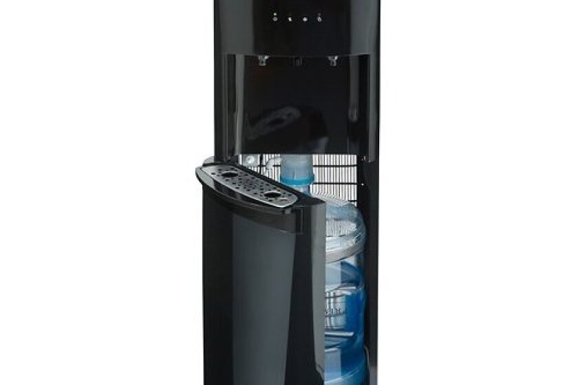 Hot and Cold Bottom Loading Bottled Water Dispenser