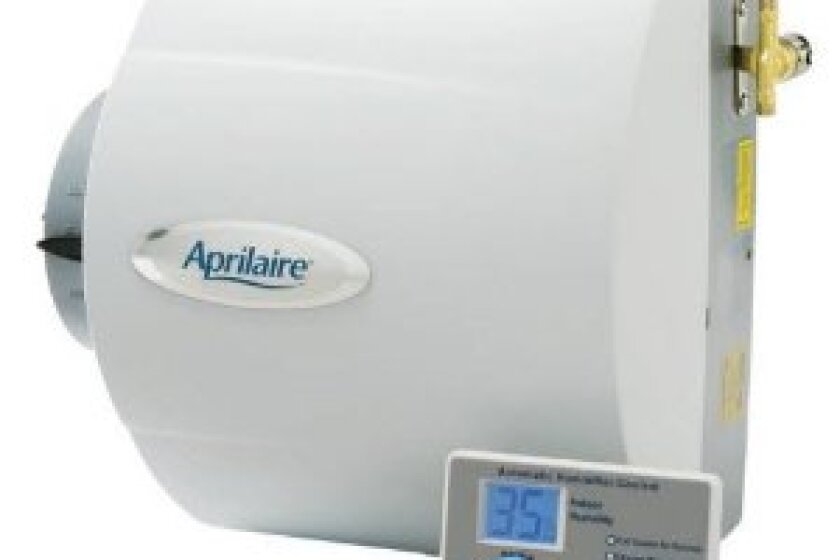 Aprilaire Automatic Whole-House Drainless Bypass Humidifier with Digital Control Model 400