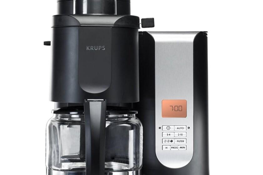 KRUPS KM7000 Grind & Brew Coffee Maker