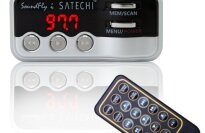 Satechi Soundfly-i Ultimate iPad / iPhone 4s, 4, iPod Auto-Scan FM Transmitter