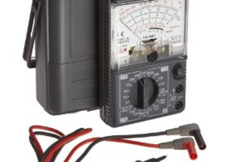 Hioki 3030-10 Analog Multimeter