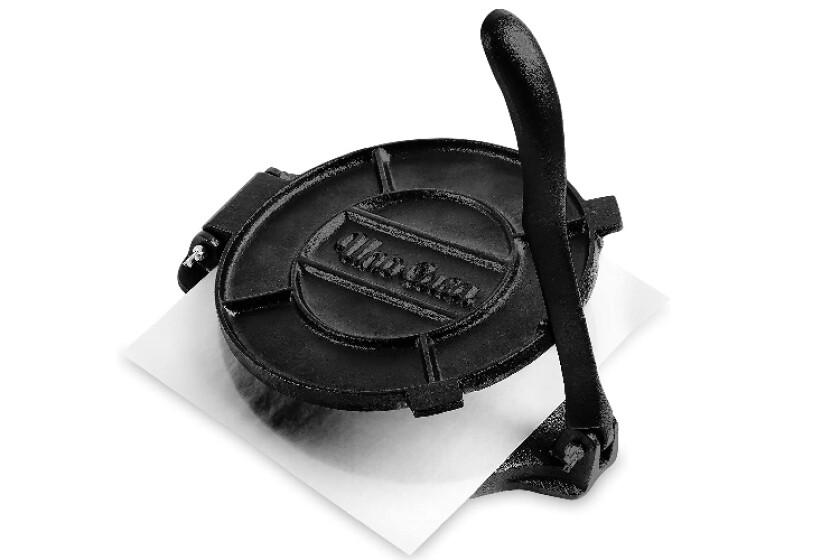 Best Cast Iron Tortilla Press
