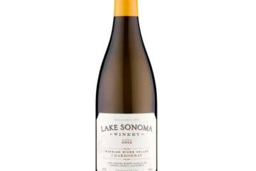 Lake Sonoma Winery Sauvignon Blanc '12