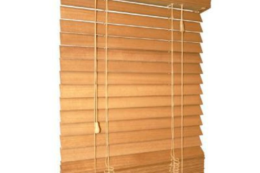 "Designview Chestnut 2"" Wood Blind"