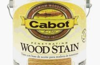 Cabot Wood Stain