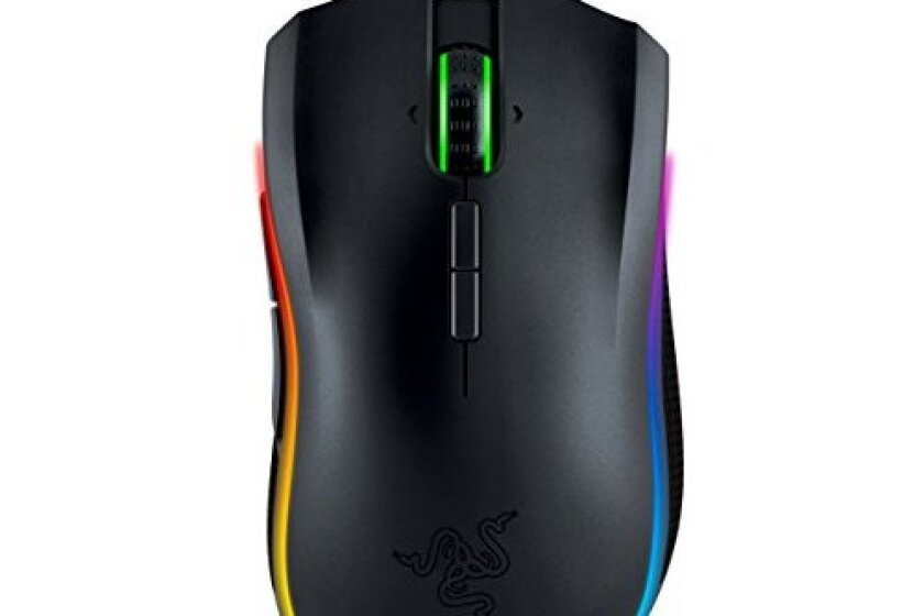 Razer Mamba Chroma Ergonomic Gaming Mouse