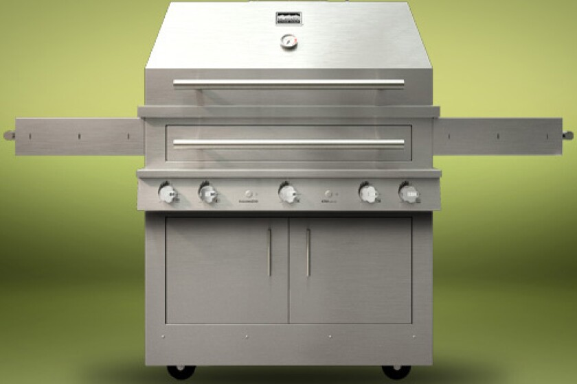 Kalamazoo K750HT Hybrid Fire Freestanding Grill
