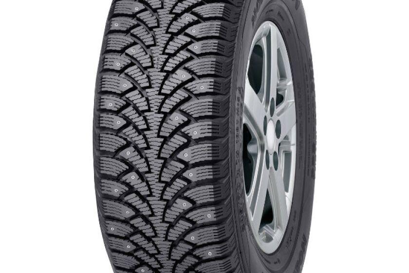 Nokian Nordman 5 SUV Studded Winter Tires