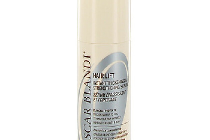 Oscar Blandi Hair Lift Thickening Strengthening Serum