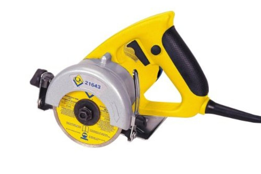 QEP 21643 120-Volt Professional Handheld Tile Cutter