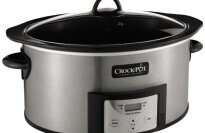 Crock-Pot SCCPVI600-S 6-Quart Countdown Slow Cooker