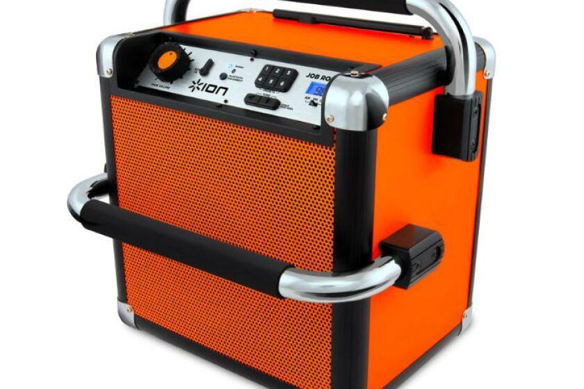 ION Job Rocker Wireless Jobsite Sound System