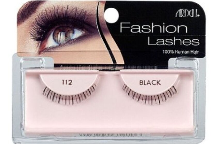 Ardell 112 Black Lower False Eyelashes