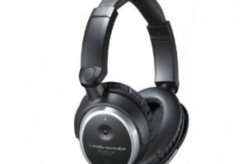 Audio-Technica ATH-ANC7B Noise Canceling Headphones