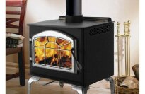 Napoleon 1100PL Deluxe Small Wood Burning Stove