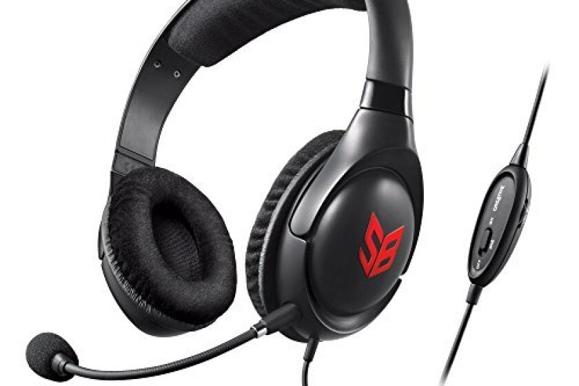 Creative SB Blaze Analog Gaming Headset