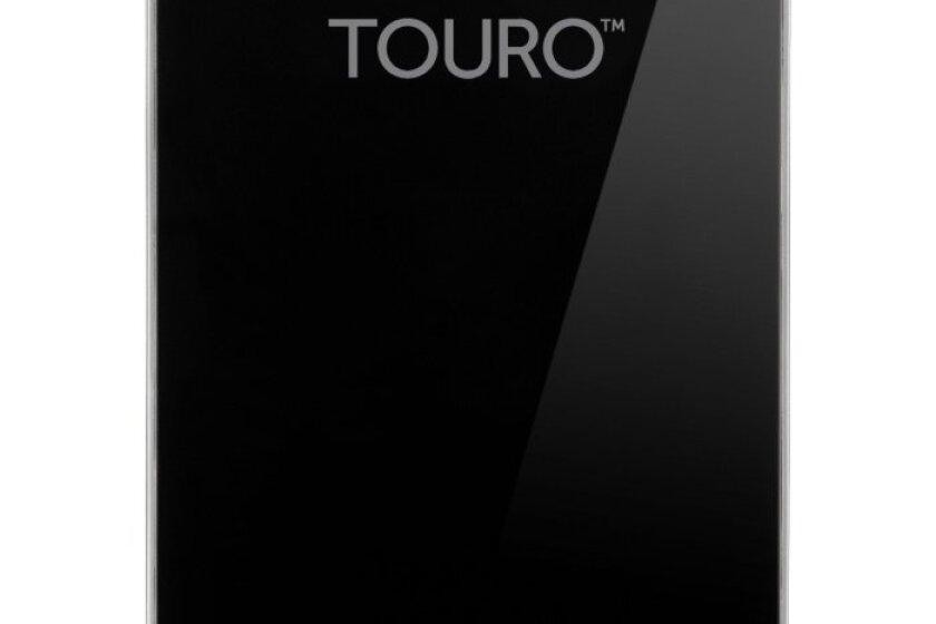 HGST Touro Desk Pro 4TB External Drive 0S03503