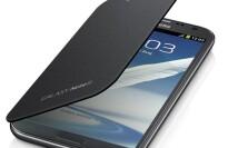 Samsung Galaxy Note 2 Flip Cover Case