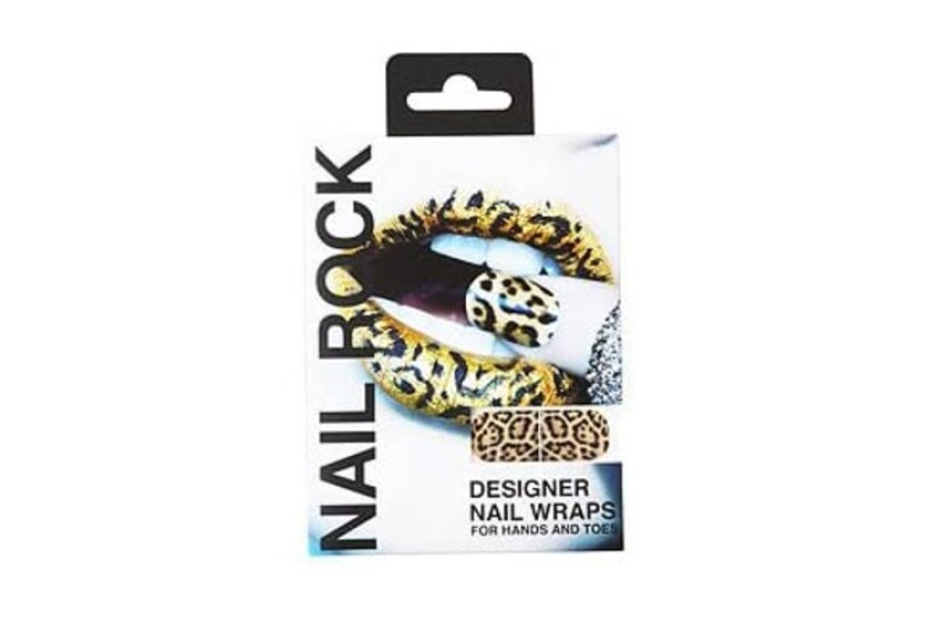 best Nail Rock Designer Nail Wraps