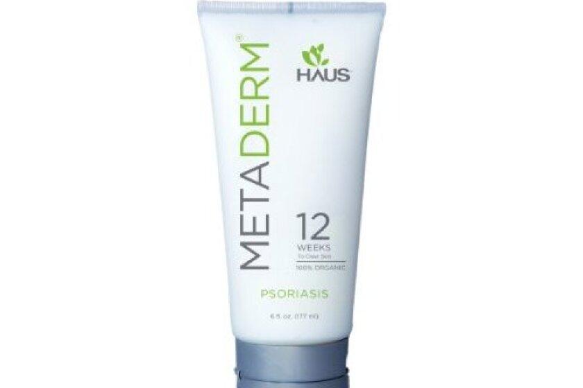 MetaDerm Organic Psoriasis Moisturizing Cream