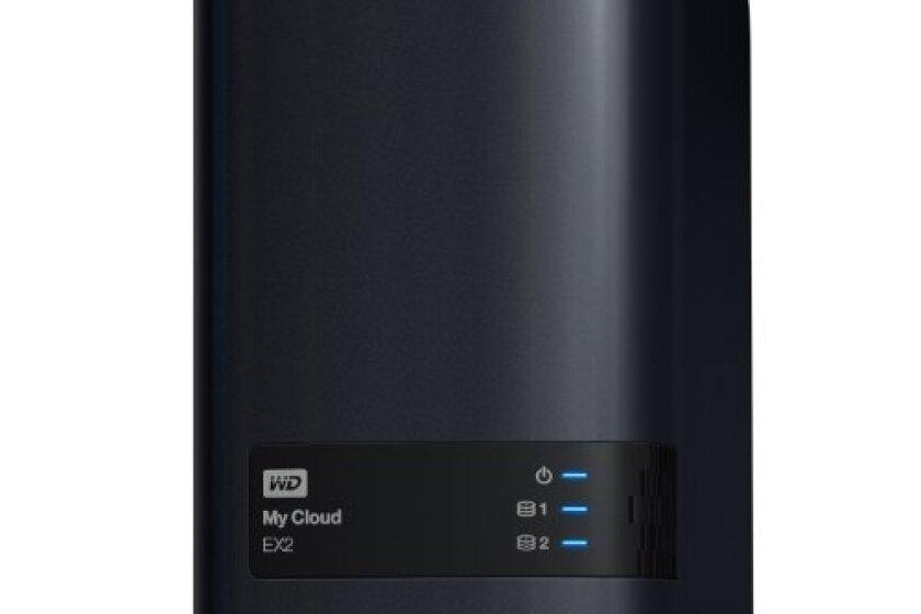 WD My Cloud EX2 4 TB NAS