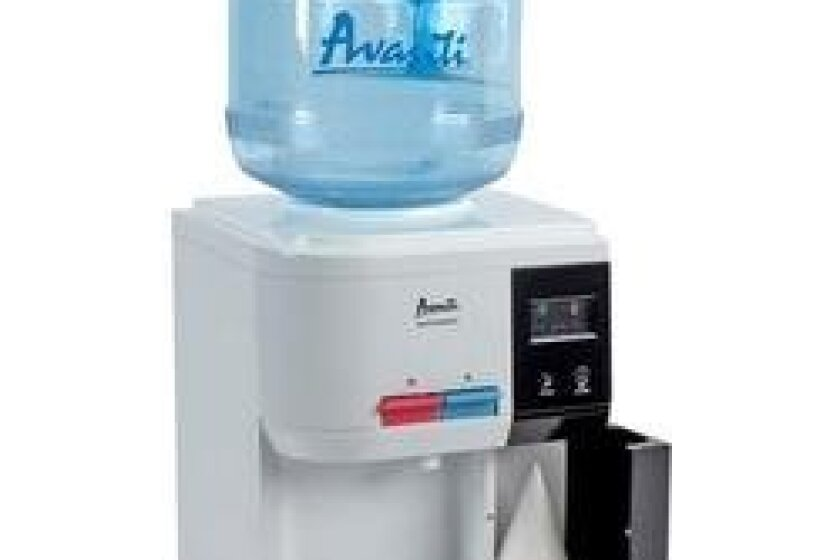 Avanti WD31EC Tabletop Water Cooler and Heater