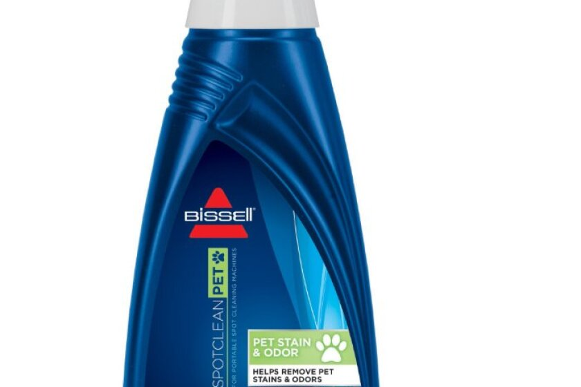 BISSELL 2X Portable Machine Ultra-Concentrated Pet Stain and Odor Formula