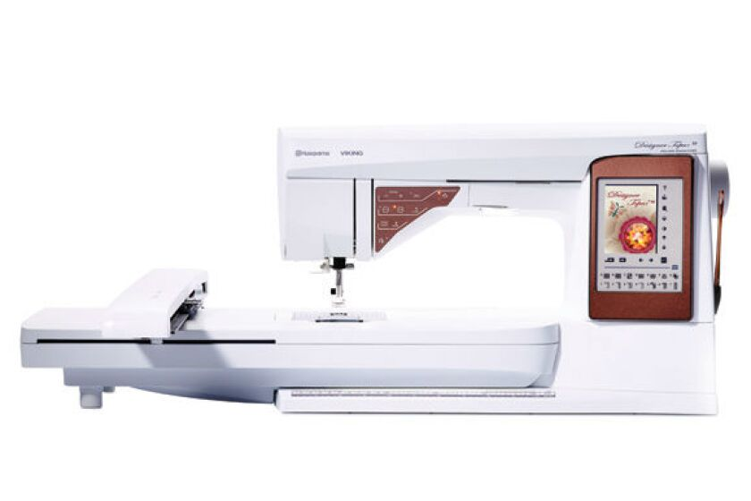 Husqvarna Viking Designer Diamond Sewing Machine