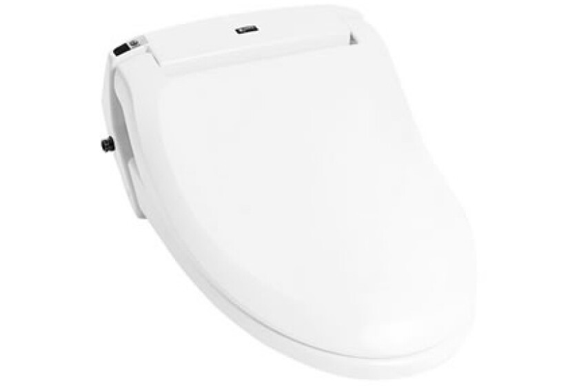 INAX L-Series Advanced Elongated Toilet Seat