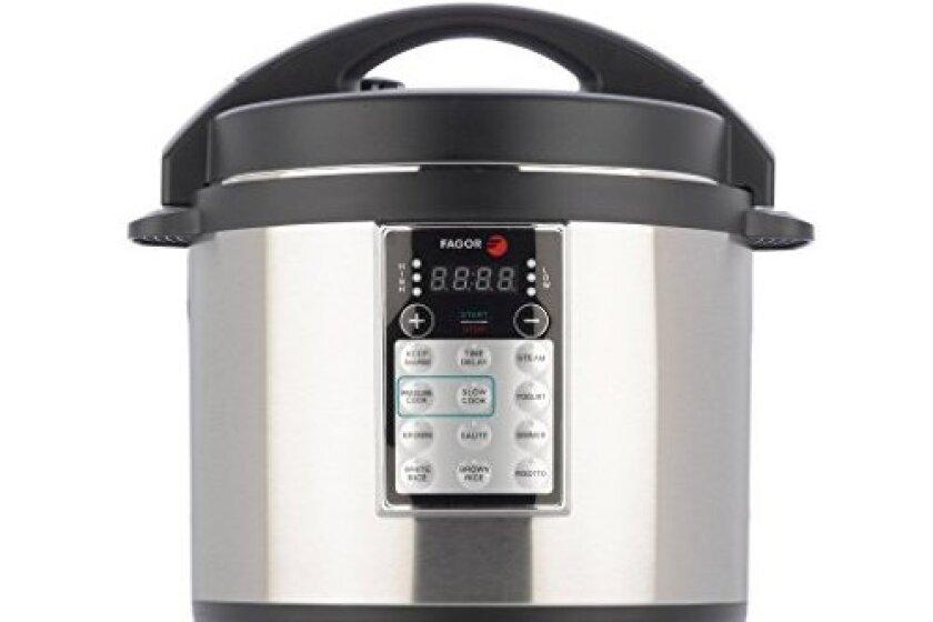 Fagor LUX Multi Cooker Silver 8qt - 670041960