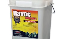 Neogen Rodenticide Havoc Chunks Bucket Rat and Mouse Killer