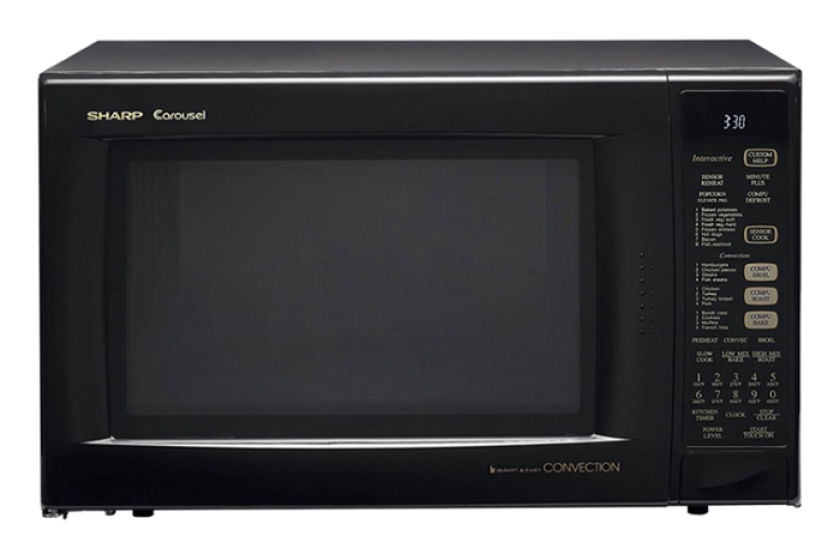 Sharp R930AK Countertop Microwave