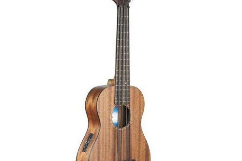 Kala U-Bass All Solid Mahogany
