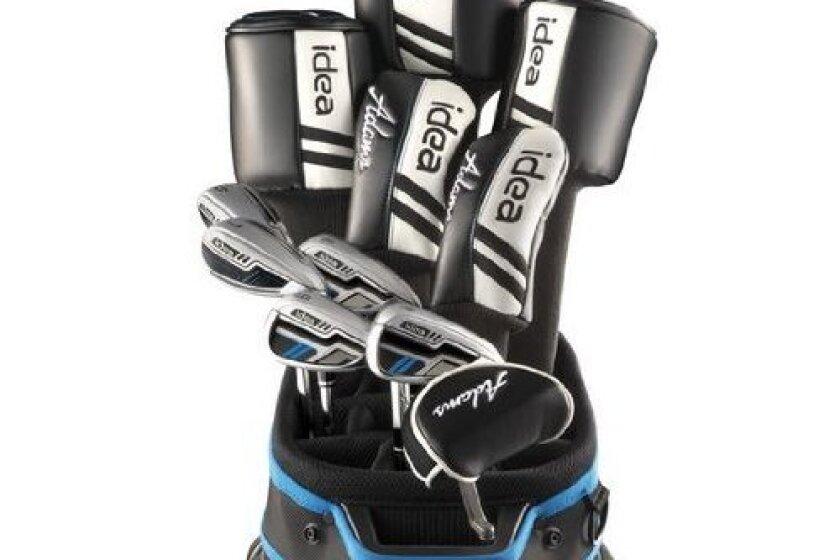 Adams Golf 2014 Men's Idea Complete Package Set