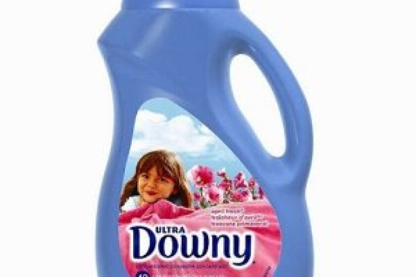 Downy Ultra Concentrated April Fresh Scent Fabric Softener