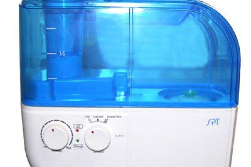 Sunpentown Ultrasonic Dual Mist Humidifier Model SU4010