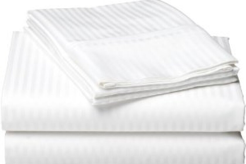 Wamsutta 778-Thread Count 100% Supima Cotton Supreme Luxury Fitted Sheet