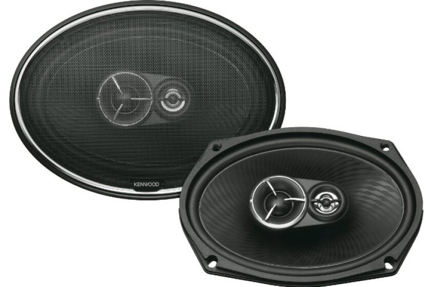 "Kenwood Excelon KFC-X693 6"" x 9"" 3-Way Flush Mount Speakers"