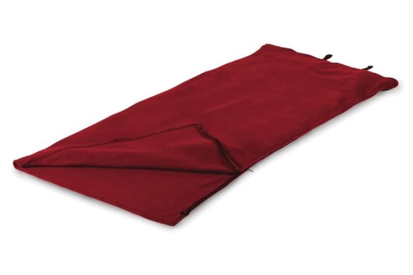 best fleece sleeping bag