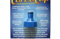 Soda Maker Water Carbonator Cap Home Brewing Carbonation System