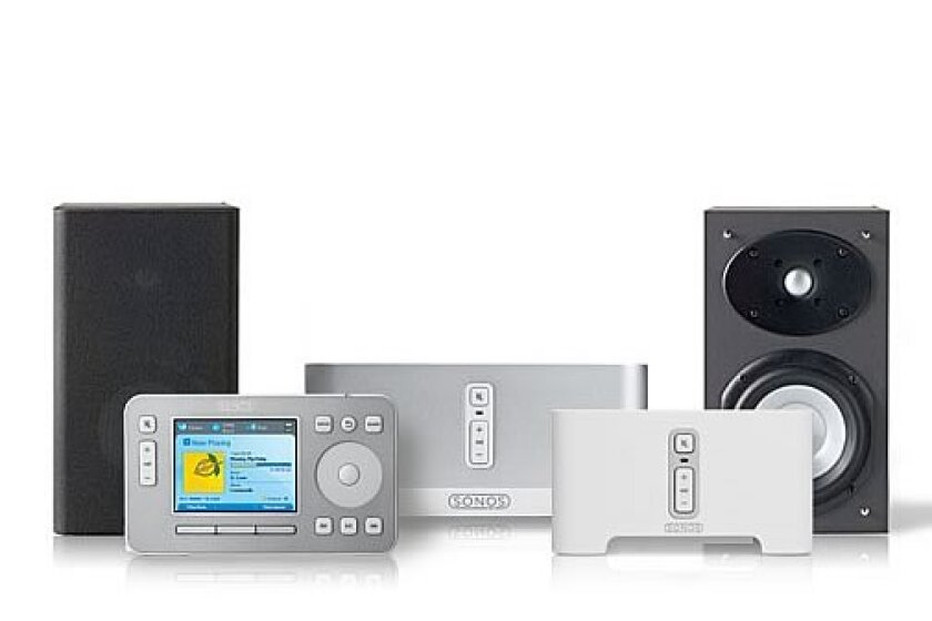 Sonos Multi-Room System